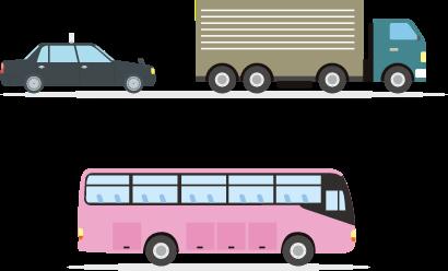 運送事業で車に乗るには適性診断を受ける必要があります。